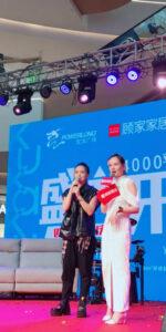 2021-07-18 張芸京 杭州青山湖寶龍廣場